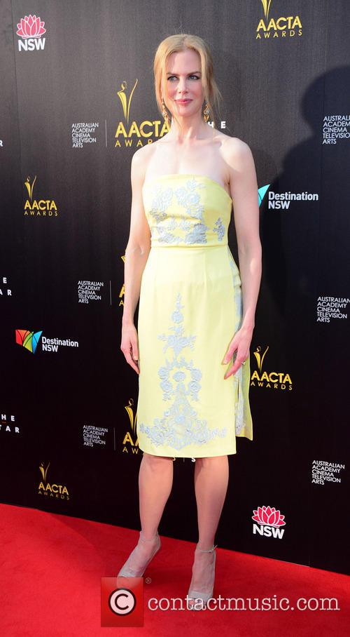 NICOLE KIDMAN, THE STAR, AACTA Awards