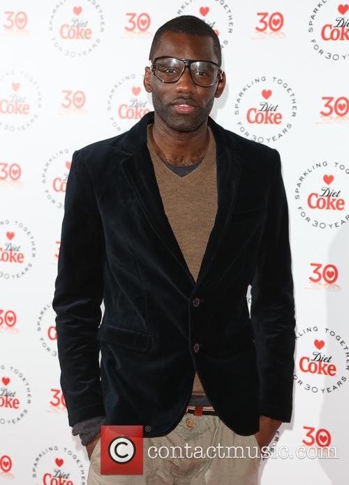 wretch 32 diet coke 30th anniversary party 3475737