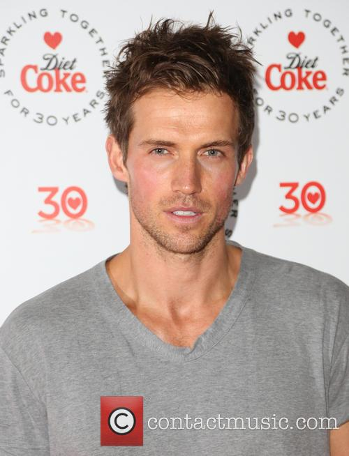 Andrew Cooper and Diet Coke Hunk 2