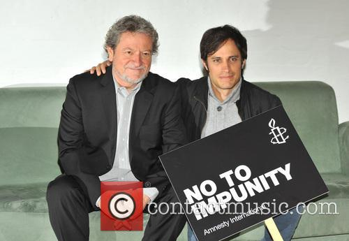 Gael Garcia Bernal and Eugenio Garcia 11
