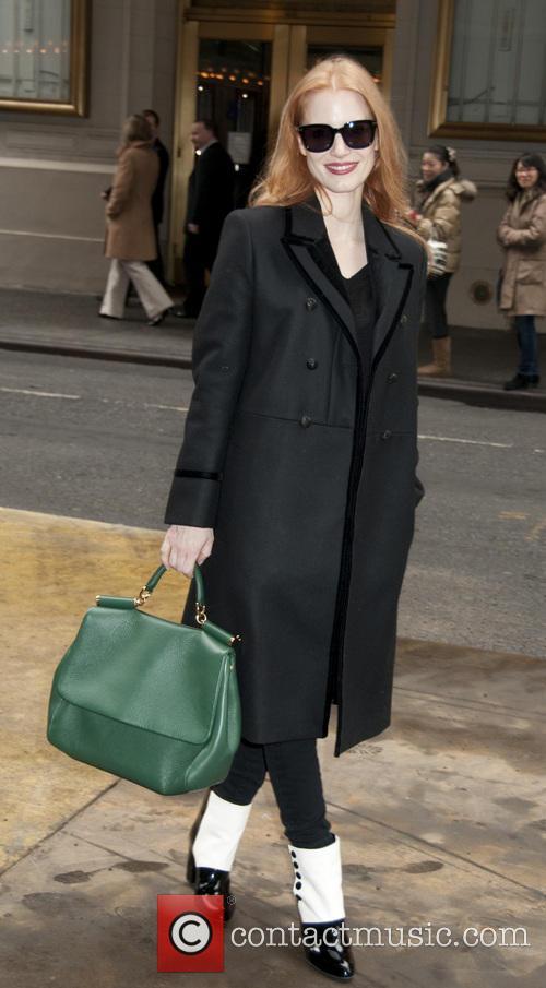 Jessica Chastain 6