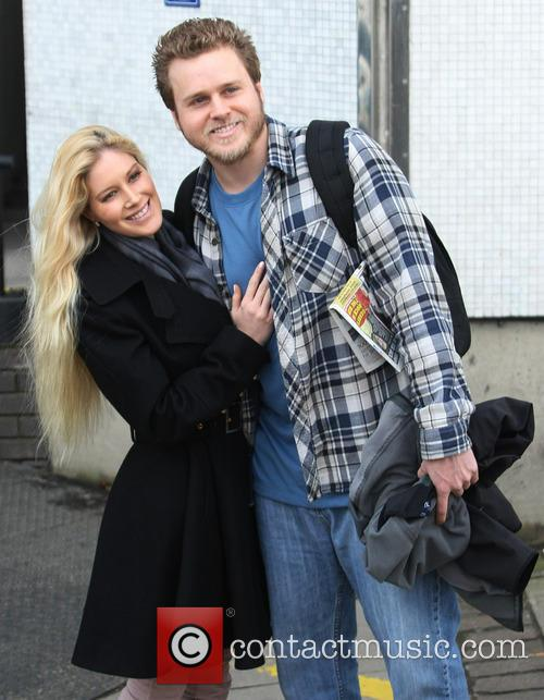Heidi Montag and Spencer Pratt 1