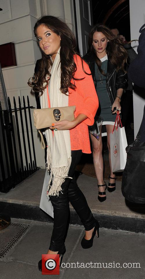 Binky Felstead and Rosie Fortescue 4