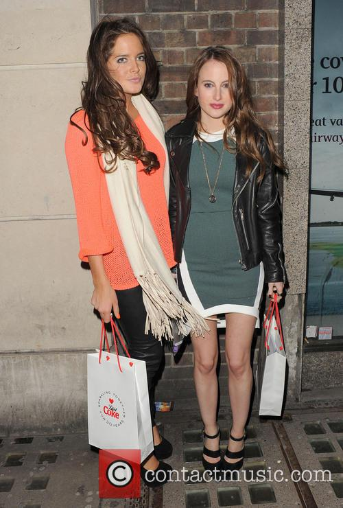 Binky Felstead and Rosie Fortescue 5