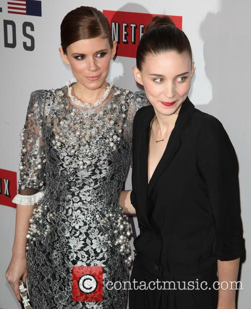 Kate Mara and Rooney Mara 3