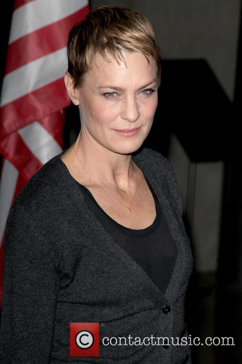 Robin Wright, Alice Tully Hall at Lincoln Center NYC