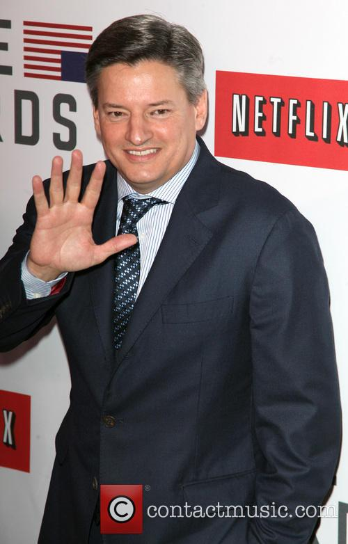 Ted Sarandos, Alice Tully Hall at Lincoln Center NYC