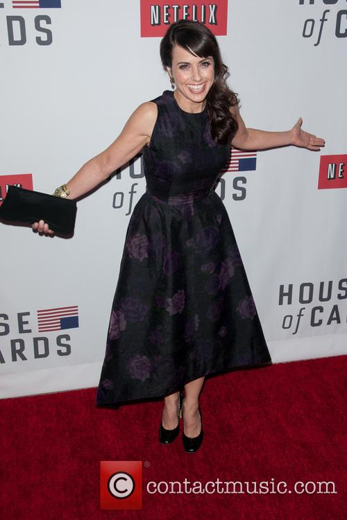 """""""House Of Cards"""" New York Premiere"""