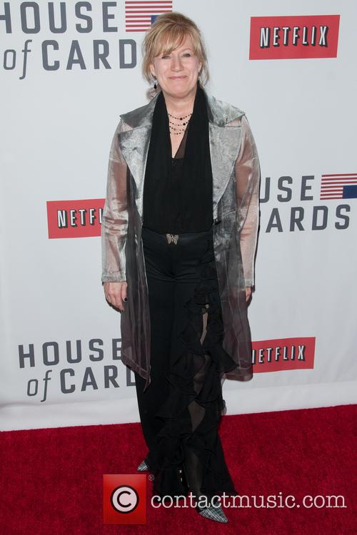 """House Of Cards"" New York Premiere"