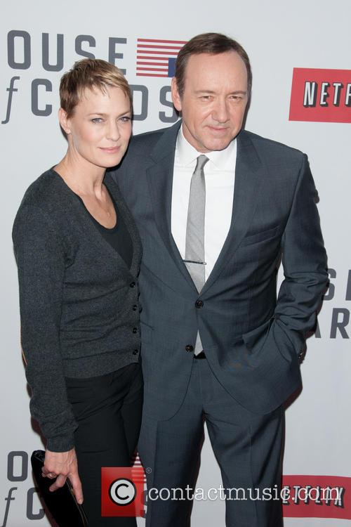 Kevin Spacey and Robin Wright 1