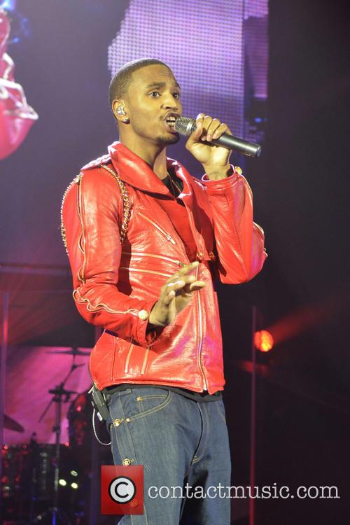 Trey Songz and Tremaine Neverson 2