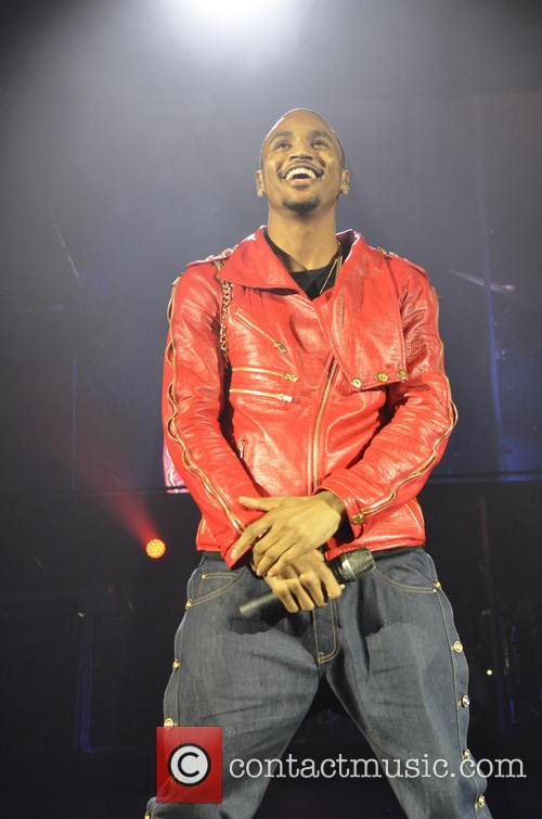 Trey Songz and Tremaine Neverson 10