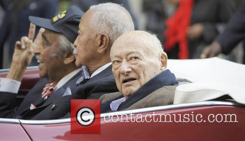 Former Mayor Ed Koch has died at 88