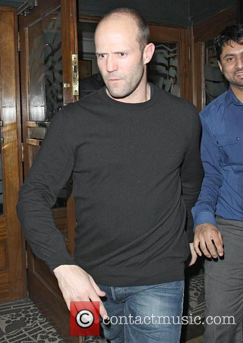 Jason Statham, Groucho Club