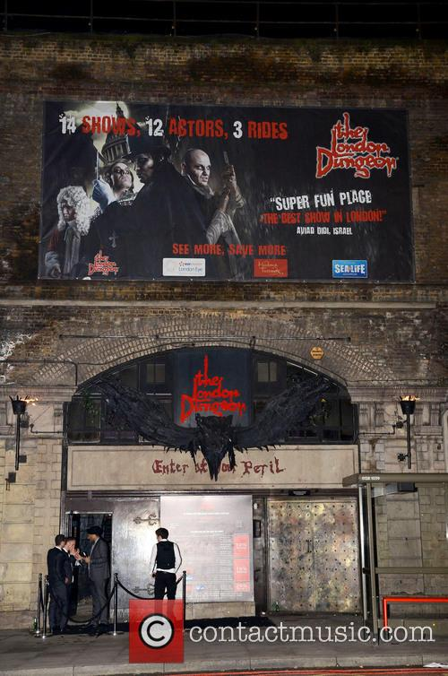 London Dungeon Closes