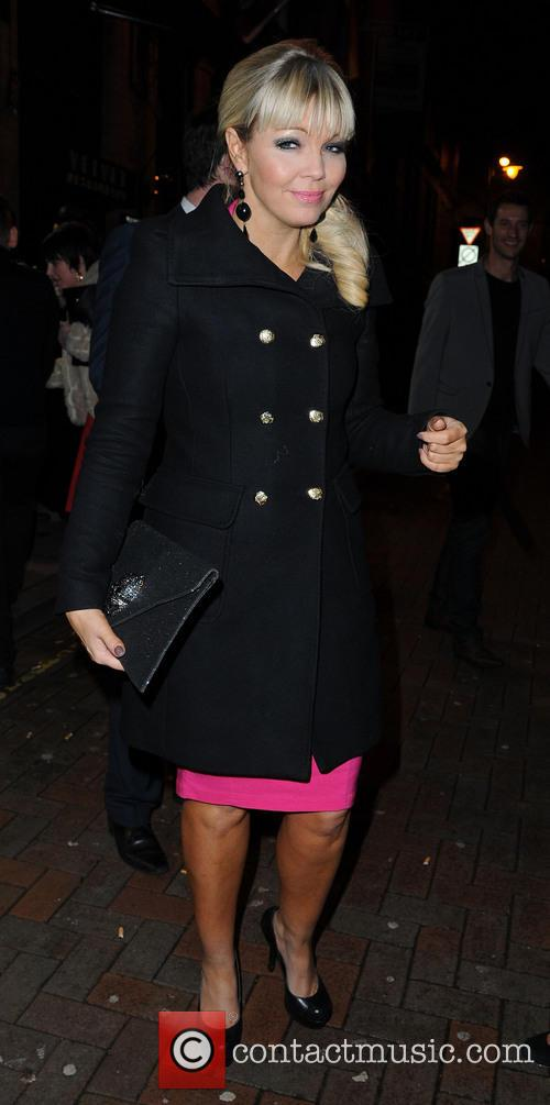 Kate Thornton, Strictly Come Dancing