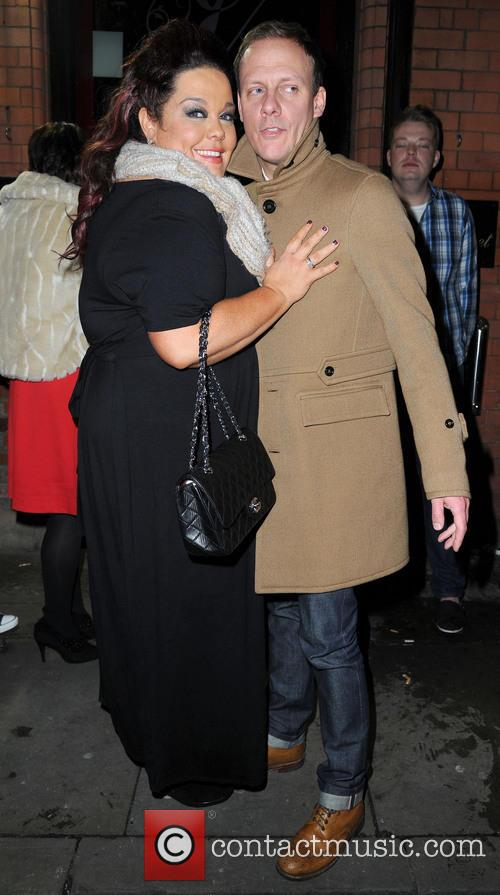 Lisa Riley and Antony Cotton 7