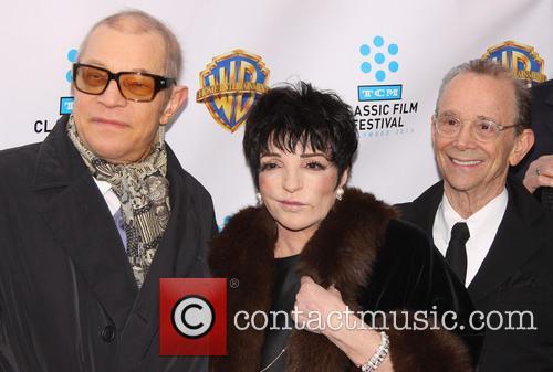 Michael York, Liza Minnelli and Joel Grey 3