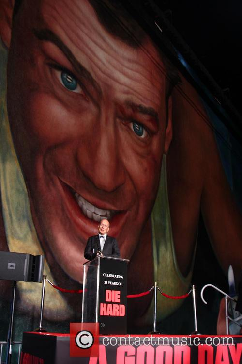 Bruce Willis, 20th Century Fox Studios