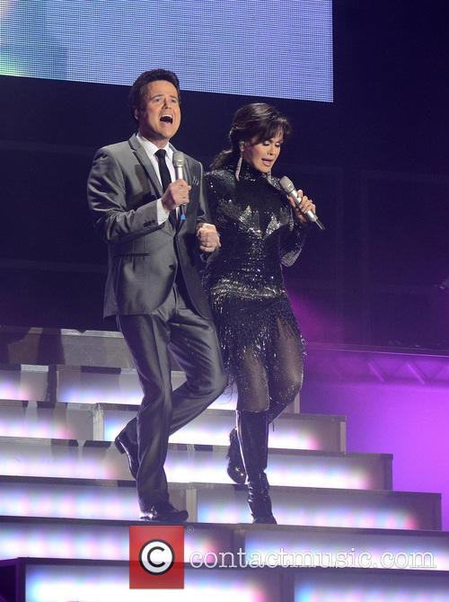 Donny Osmond and Marie Osmond 2