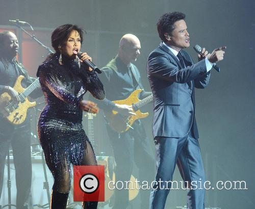 Donny Osmond and Marie Osmond 5