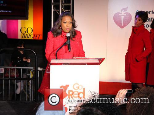 10th National Wear Red Day by Turning Macy's...