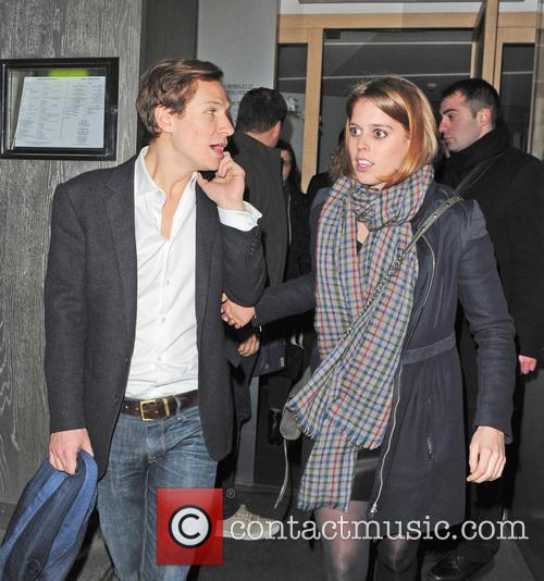 Princess Beatrice and Dave Clark 8