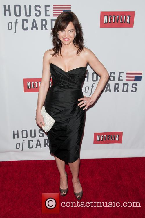carla gugino new york premiere of 'house of 3476069