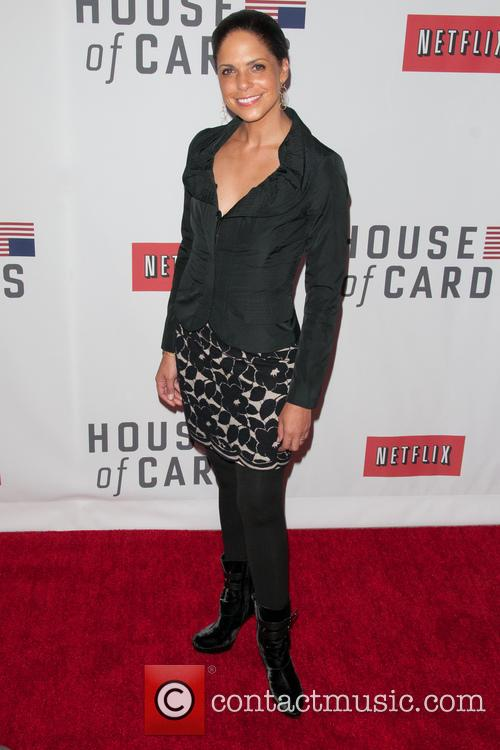 New York Premiere of 'House Of Cards'