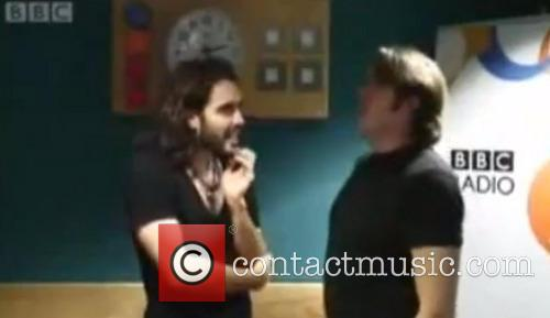 Russell Brand and Jonathan Ross 2