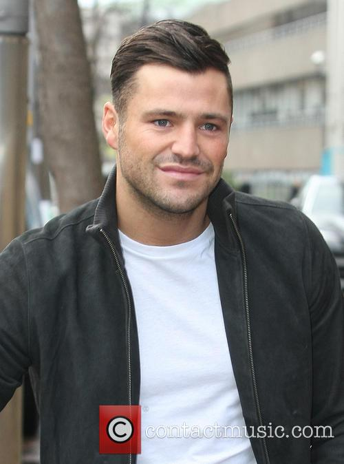 mark wright celebrities at the itv studios 3476633