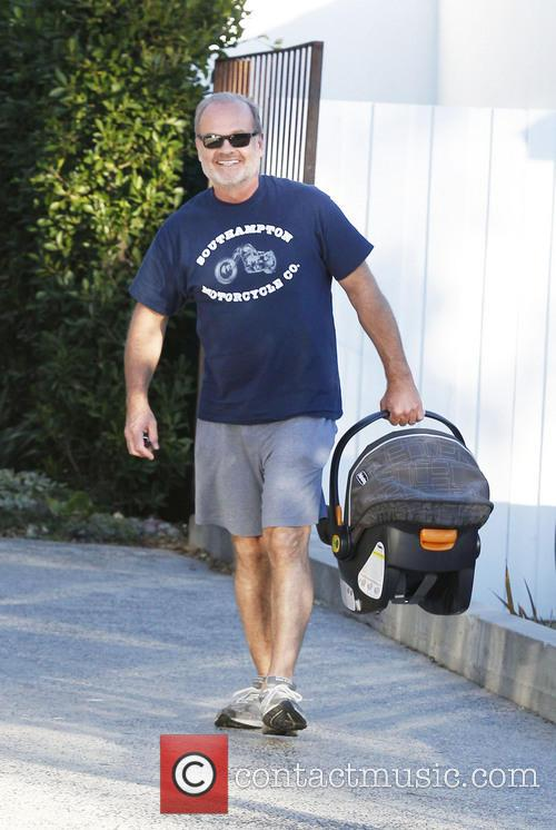 kelsey grammer faith grammer kelsey grammer seen leaving a 3477661
