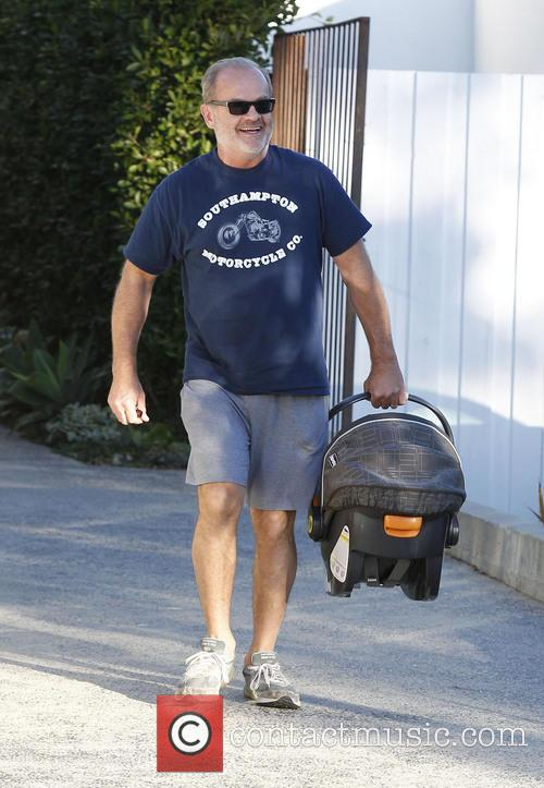 kelsey grammer faith grammer kelsey grammer seen leaving a 3477669