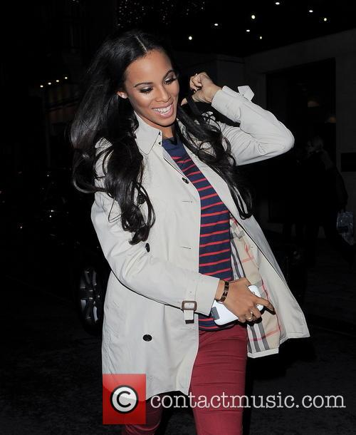 rochelle humes celebrities at the may fair hotel 3476749