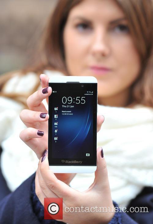 Phones 4u Blackberry 10 launch