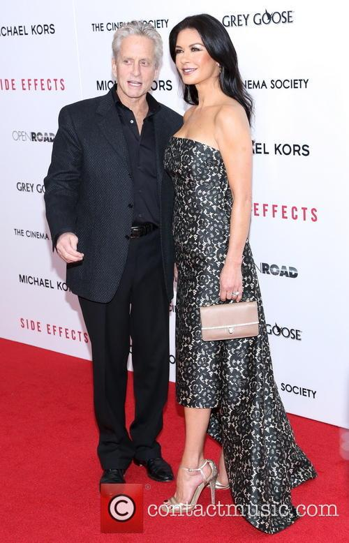 Michael Douglas and Catherine Zeta-jones 3