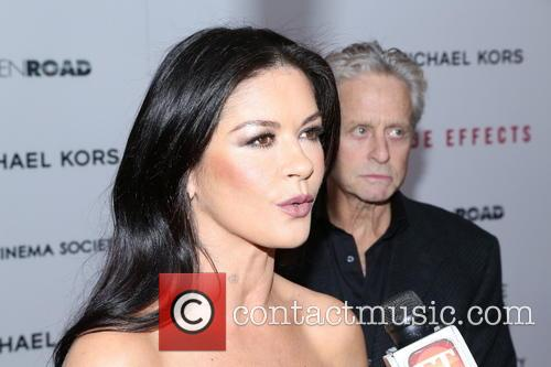 Michael Douglas and Catherine Zeta-jones 7