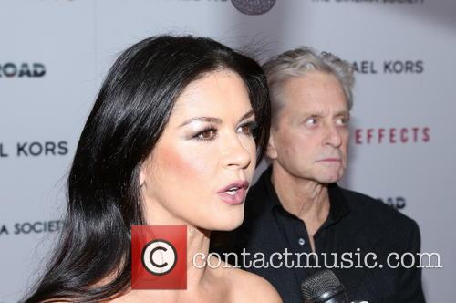 Michael Douglas and Catherine Zeta-jones 9