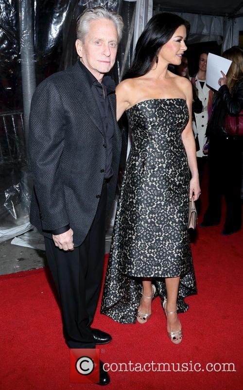 Michael Douglas and Catherine Zeta-Jones 10