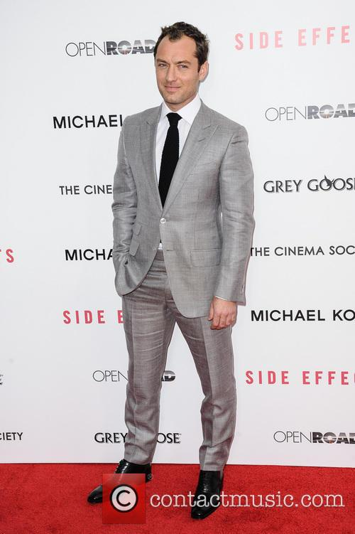 New York Premiere of 'Side Effects'
