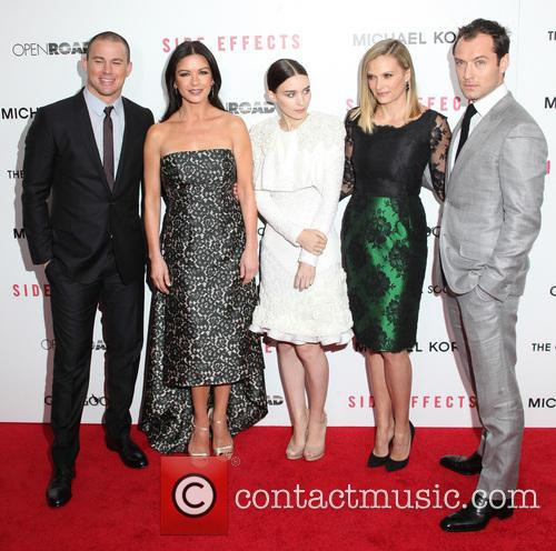 Channing Tatum, Catherine Zeta-jones, Rooney Mara and Vinessa Shaw