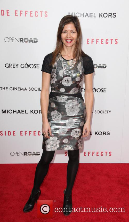 jill hennessy premiere of side effects at amc 3477751
