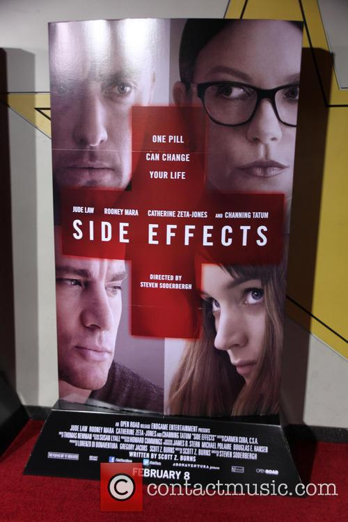 Side Effects and Movie Poster 6