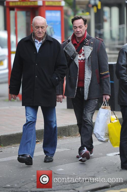 Len Goodman and Craig Revel Horwood 4