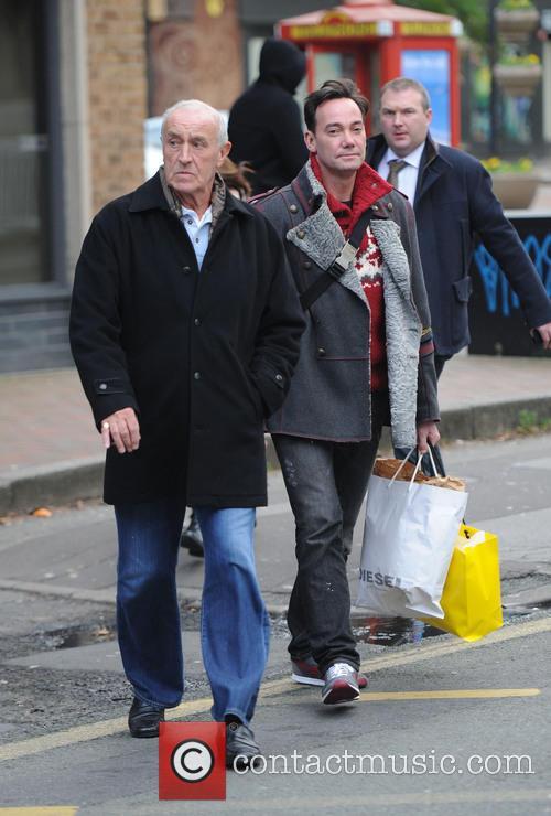 Len Goodman and Craig Revel Horwood 5