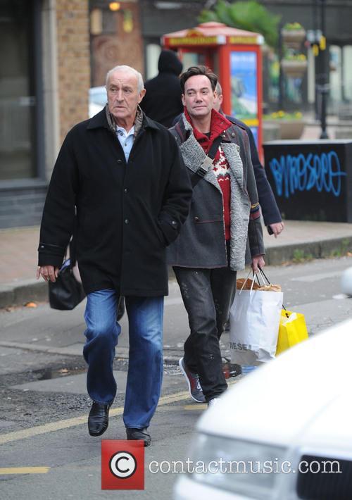 Len Goodman and Craig Revel Horwood 6