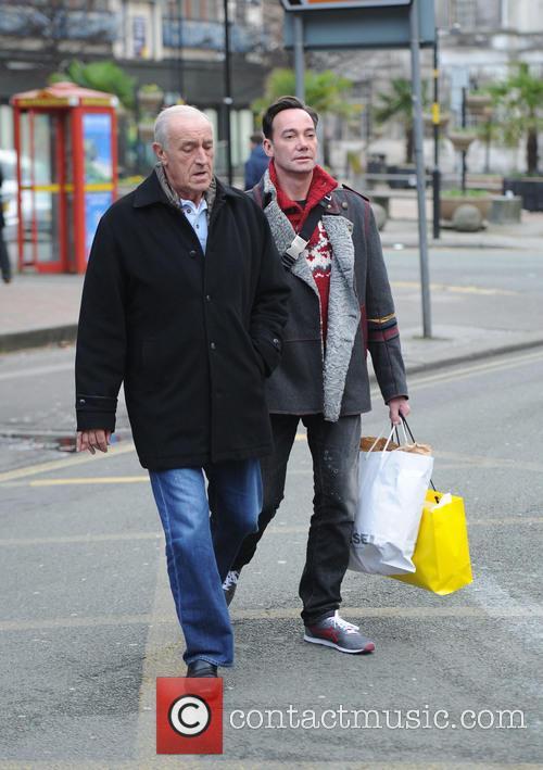 Len Goodman and Craig Revel Horwood 8