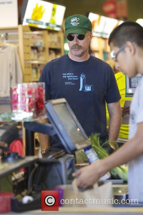 Will Ferrell Shops