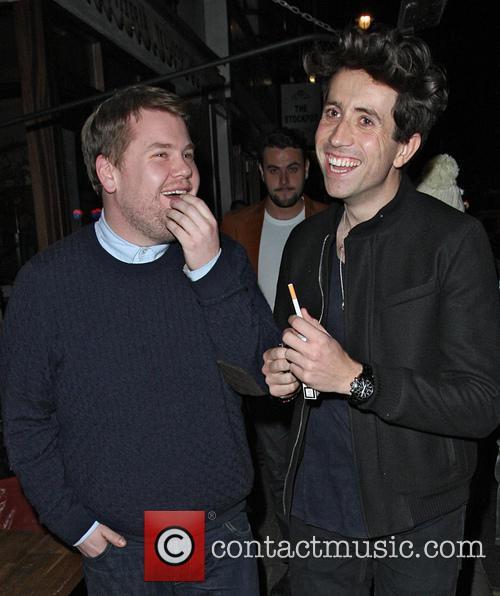 James Corden and Nick Grimshaw 5
