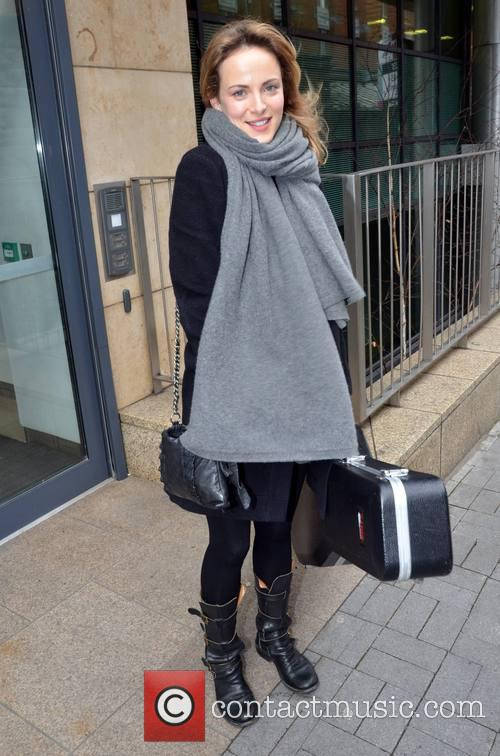 gemma hayes celebrities out and about in dublin 3477967